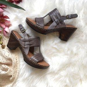 Naturalizer N5 Comfort Malina Heeled Sandals